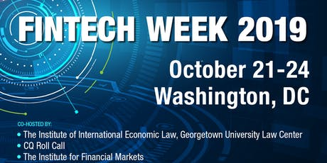 Georgetown's 3rd Annual DC Fintech Week tickets