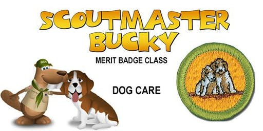 Dog Care Merit Badge - 2020-01-04 - Saturday AM - Scouts BSA