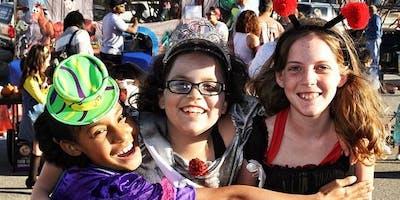 Main Street Fright Fest  at Santa Fe Plaza 2019