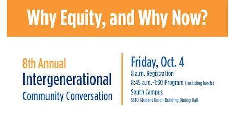 8th Annual Intergenerational Community Conversation tickets