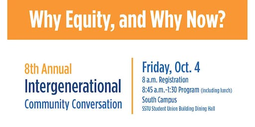 8th Annual Intergenerational Community Conversation