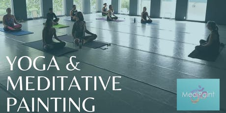 Yoga & Meditative Painting tickets