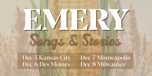 Emery: Songs and Stories @ Des Moines