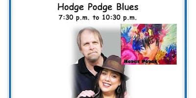 Live Music w/ Hodge Podge Blues