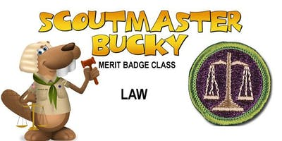 Law Merit Badge - 2020-01-04 - Saturday AM - Scouts BSA
