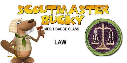 Law Merit Badge - 2020-01-04 - Saturday AM - Scouts BSA