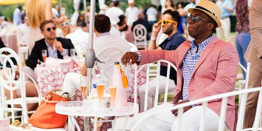 The 1st Annual Aristocratic Garden Party (Gambia)