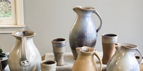Curry Wilkinson Pottery Holiday Kiln Opening tickets