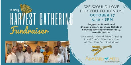 2019 Harvest Gathering - Fundraiser entradas