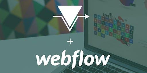 """Workshop >Contournement> #5 : """"Créer des super sites web avec Webflow"""""""