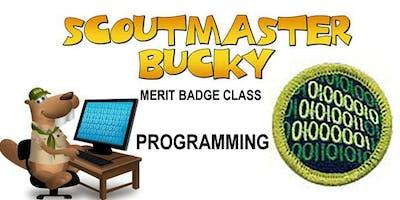 Programming Merit Badge - 2020-01-04 - Saturday AM - Scouts BSA