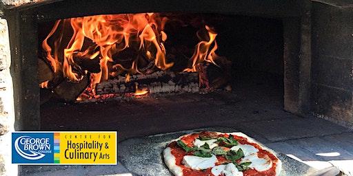 Wood-Burning Oven Baking at Montgomery's Inn