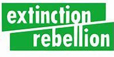 Extinction Rebellion - Heading for Extinction and what to do about it  tickets