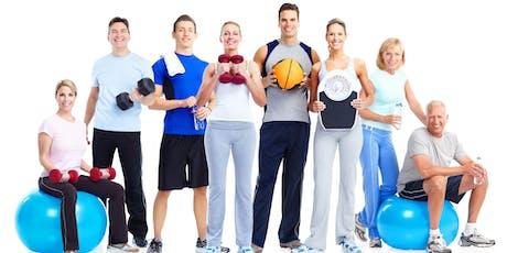 Fitness Expo tickets