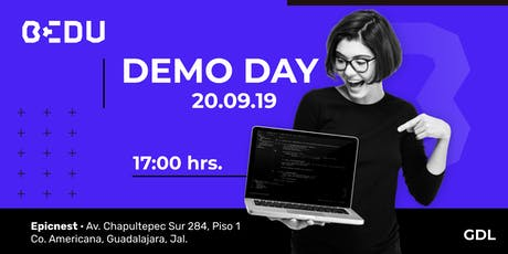 Demo Day boletos