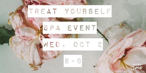 Treat Yourself Spa Night