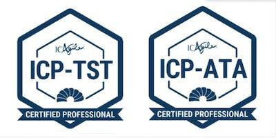 Agile Testing Intensive™ (ICP-TST / ICP-ATA)