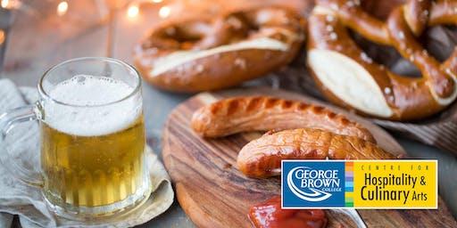German Oktoberfest Beer Seminar