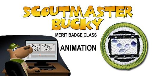 Animation Merit Badge - 2020-01-04 - Saturday PM - Scouts BSA