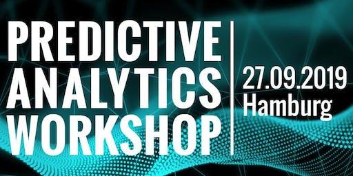 Predictive Analytics-Workshop - vorausschauende Analysen für Ihr Business