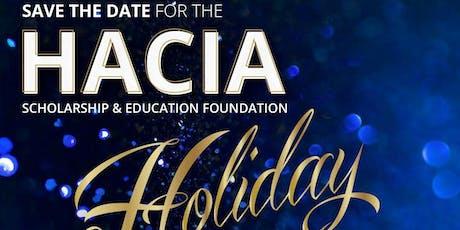 HACIAs's Holiday Party to Benefit the HACIASEF tickets
