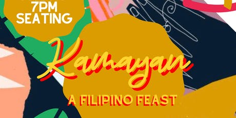 Kamayan Dinner - A Filipino Communal Feast tickets