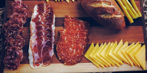 Pybus University: Samples of Itialian Cured Meats from Cured by Visconti