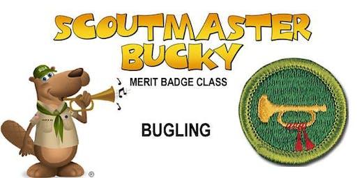 Bugling Merit Badge - 2020-01-04 - Saturday PM - Scouts BSA