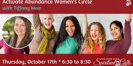 Activate Abundance Women's Circle tickets