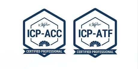 Agile Coaching Intensive™ (ICP-ATF / ICP-ACC) tickets