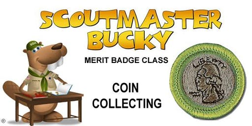 Coin Collecting Merit Badge - 2020-01-04 - Saturday PM - Scouts BSA