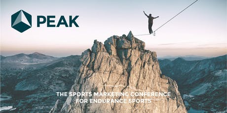 PEAK 2019 - Influencer Marketing for Sports Content Creators tickets