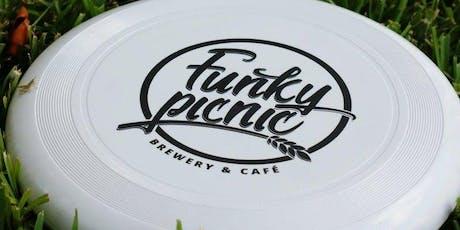 Frisbee Club entradas