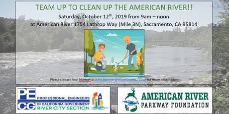 PECG River City Section River Cleanup tickets