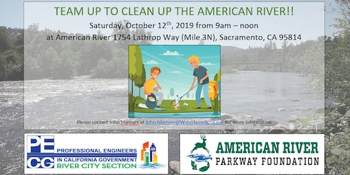 PECG River City Section River Cleanup