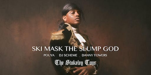 SKI MASK THE SLUMP GOD - The Stokeley Tour 2019