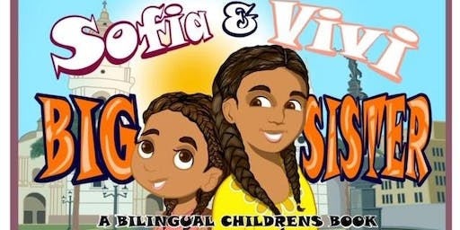 Bilingual English/Spanish Book Launch