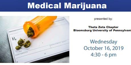 Medical Marijuana tickets
