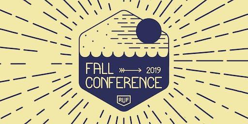 RUF FL Fall Conference