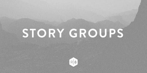 Recovery Men's Story Group Gateway