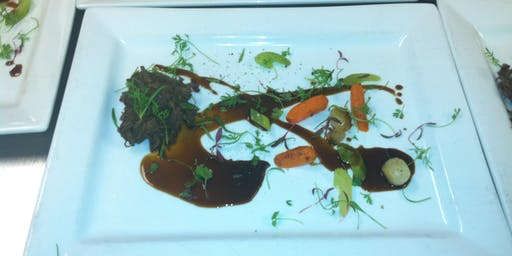 Elliotts an urban kitchen and Dry Fly distilling 5 course dinner