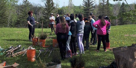 Family Nature Day - Restoring Nature! - May 1, 2020 tickets