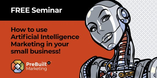 How to use Artificial Intelligence Marketing in your small business!