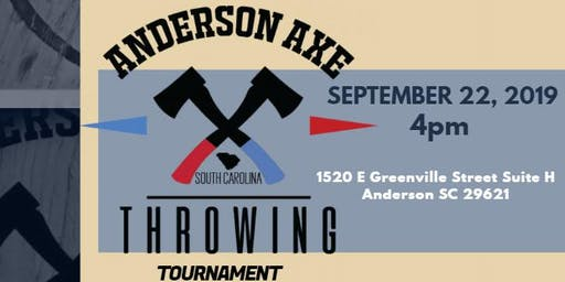 Anderson Axe Throwing Tournament