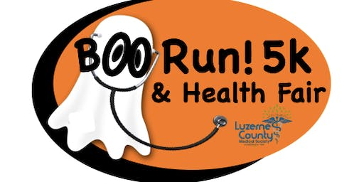 BOO Run 5k & Health Fair