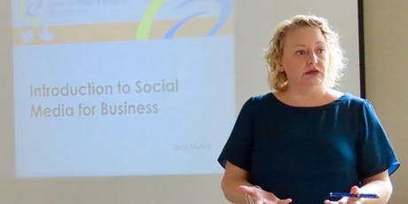 CWE Vermont - Intro to Social Media for Businesses - 12/11/19 tickets