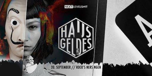 House des Geldes | Rock's Nersingen