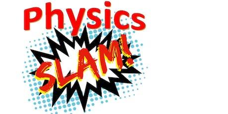 University of Washington Physics Slam tickets