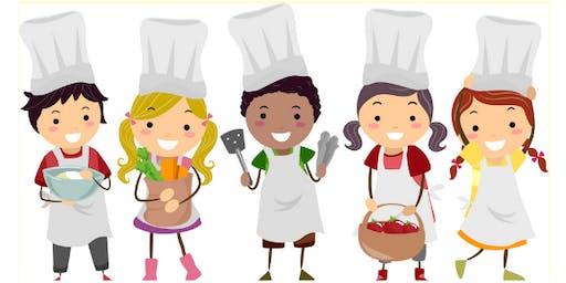 Kids in the Kitchen: Fall Fun