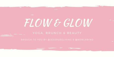 Flow & Glow Yoga tickets